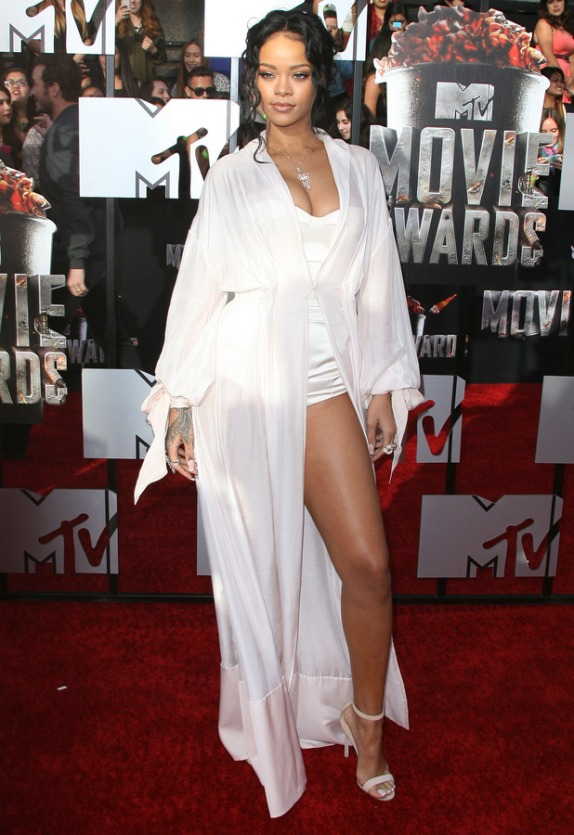 Riri at 2014 MTV awards